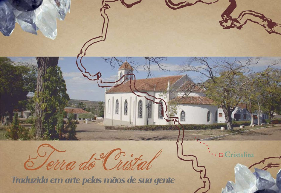 Catálogo Terra do Cristal - Cristalina GO