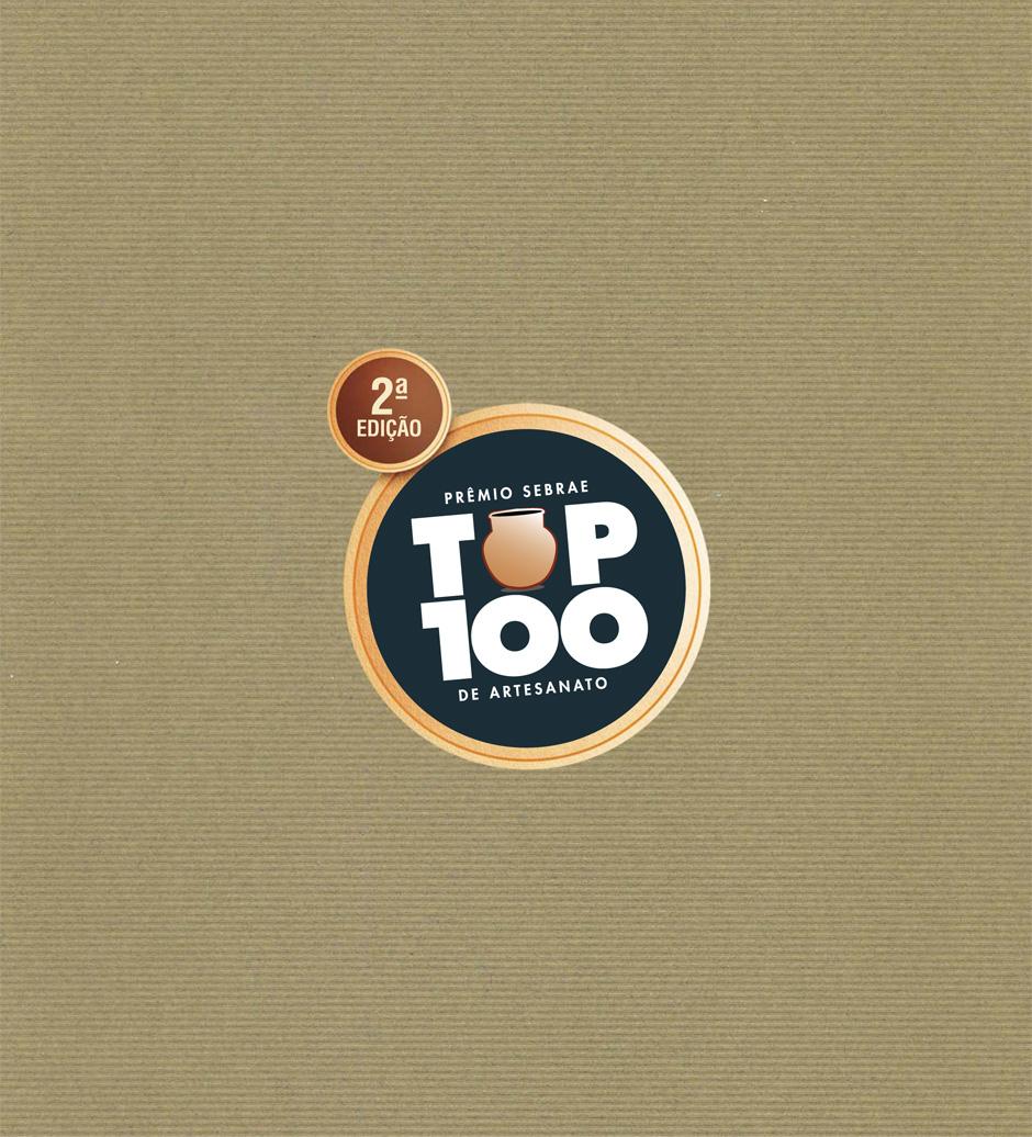 catálogo top100 - 2ª  edição